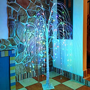 COLORFUL TREE LIGHT