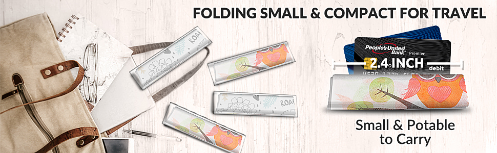 Folding Small  to Carry
