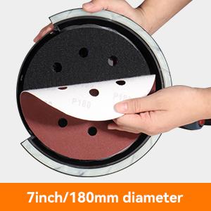 electric drywall sander