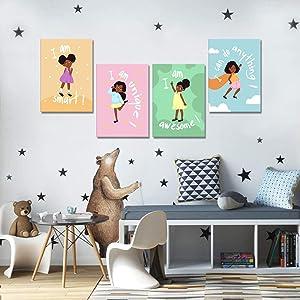 Kid's Play Room Wall Art Decor