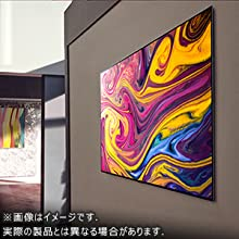壁掛け設置にも対応 ※画像はイメージです. 実際の製品とは異なる場合があります.