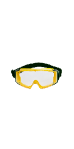 Roar Clear Universal Fit Safety Goggles