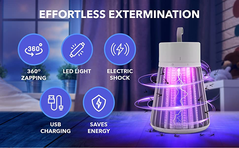 ELECTRIC FLY ZAPPER