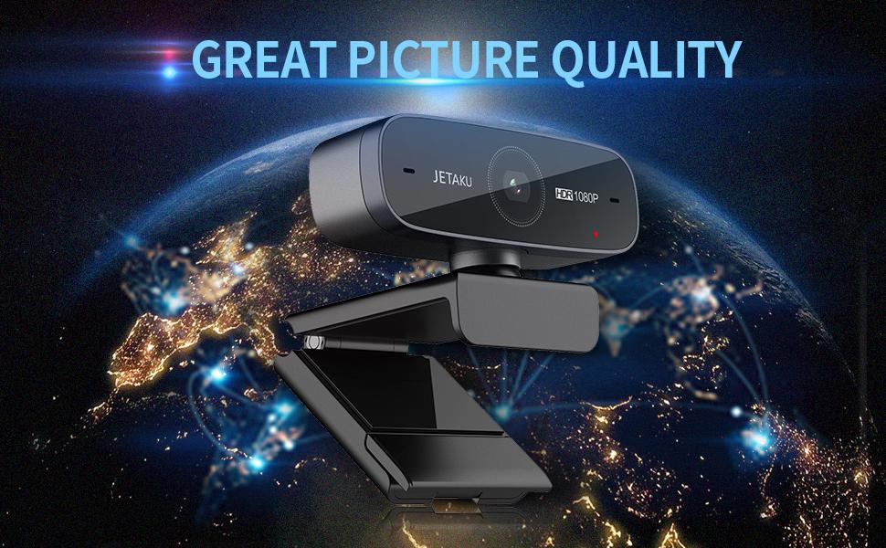 1080p 60fps webcam