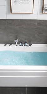 jetted tub jaccuzis tub jet bath spa for tub two person freestanding bathtub bubble machine spa