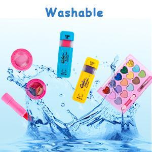 washable makeup kit