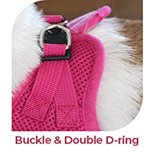 pet harness for large dogs, no pull, with handle, handle, reflective dog vest, adjustable, durable