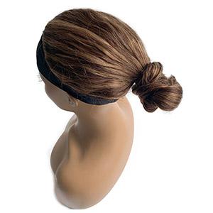 curly highlight wigs headband wig human hair