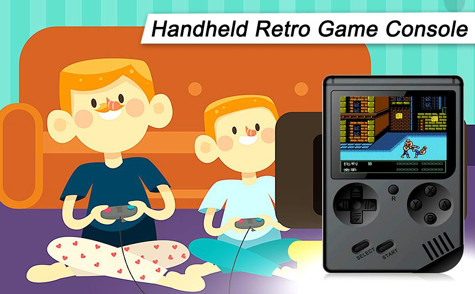 Why Choose kidsROAR Retro Game Console?