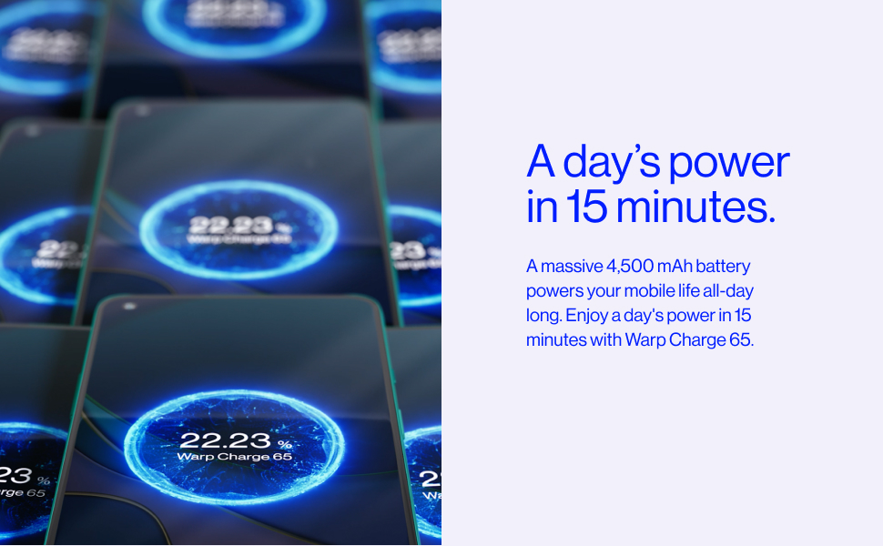 A day's power in 15 minutes