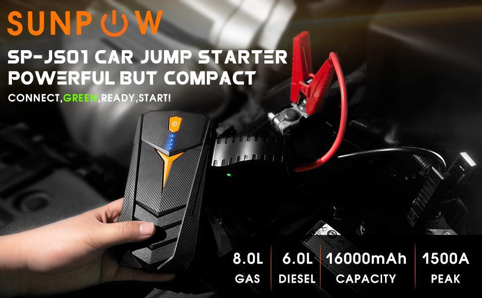 car jump starter