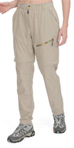 conversible zip off hiking pants