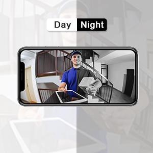 2K/3MP Ultra HD & Night Vision