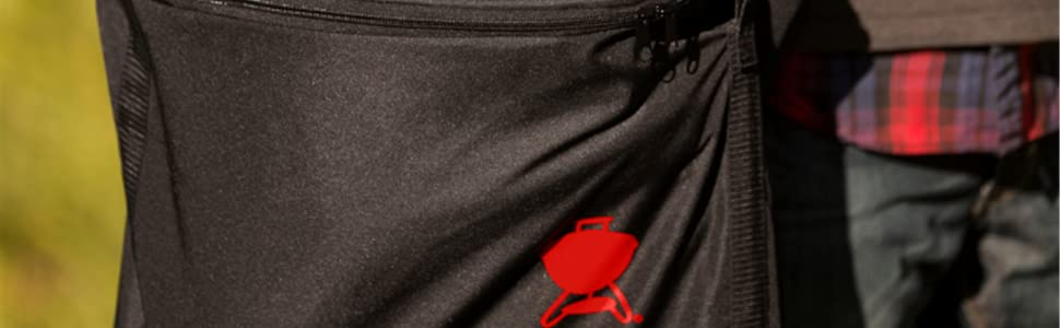Black smokey joe carry bag