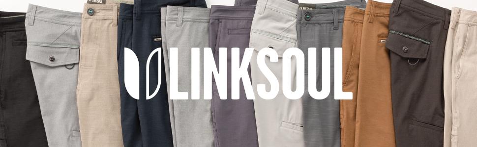 linksoul solid boardwalker short board swim shorts 4 way stretch fabric high performance