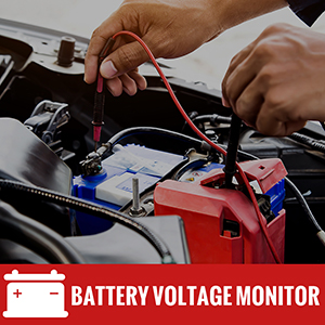 battery voltage test