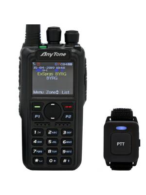 AnyTone 878UVII Plus DMR Radio