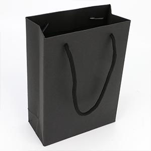 Simple Elegant Black Gift Bag