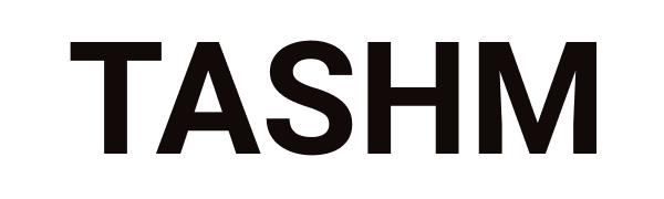 Tashm Logo Black