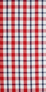 DII American Plaid Tabletop Collection