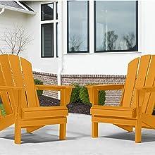 Adirondack Chairs (set of 2)