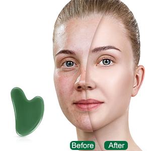 guasha massage guasha jade facial gua sha guasha tool