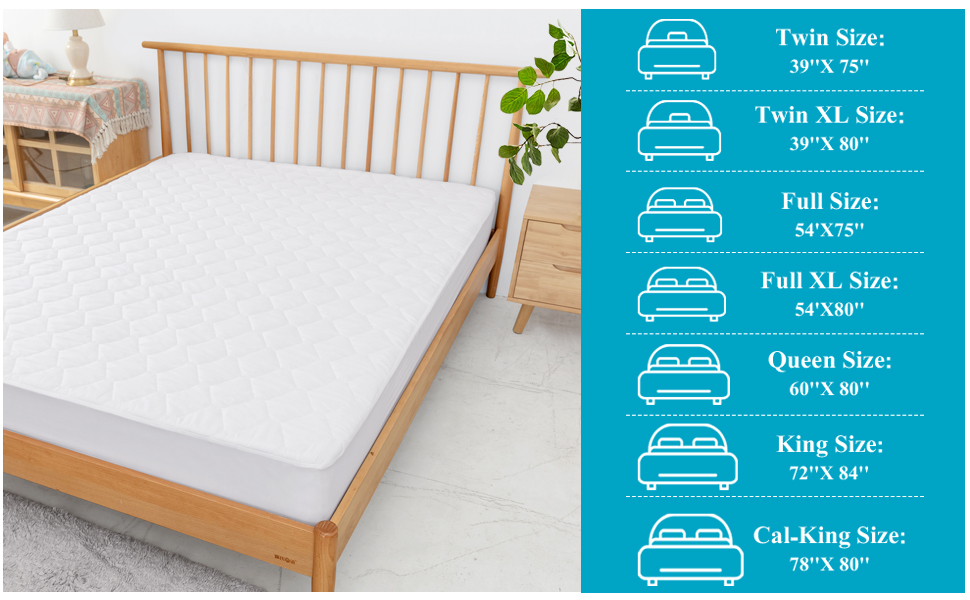 mattress pad 3