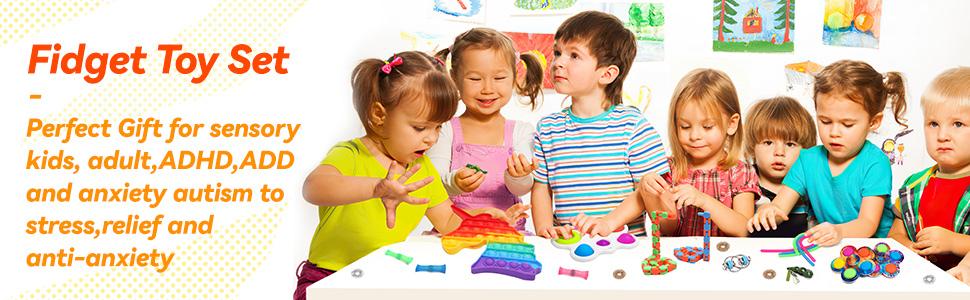 fidget toy set for kids
