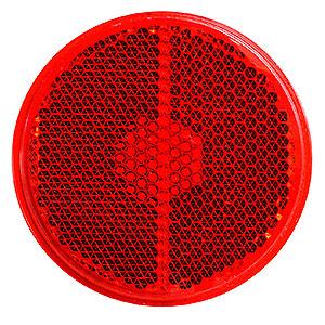 Reflex Reflector Round Shape