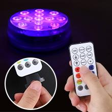 Control with the RF remote controller