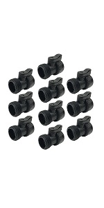 10 pc hose valves