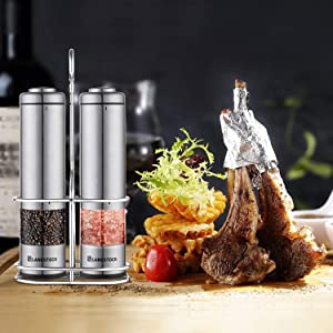 grinder with meat