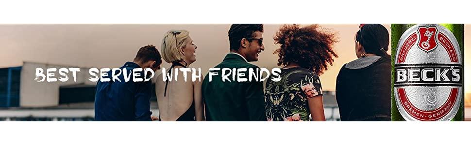 backs friends