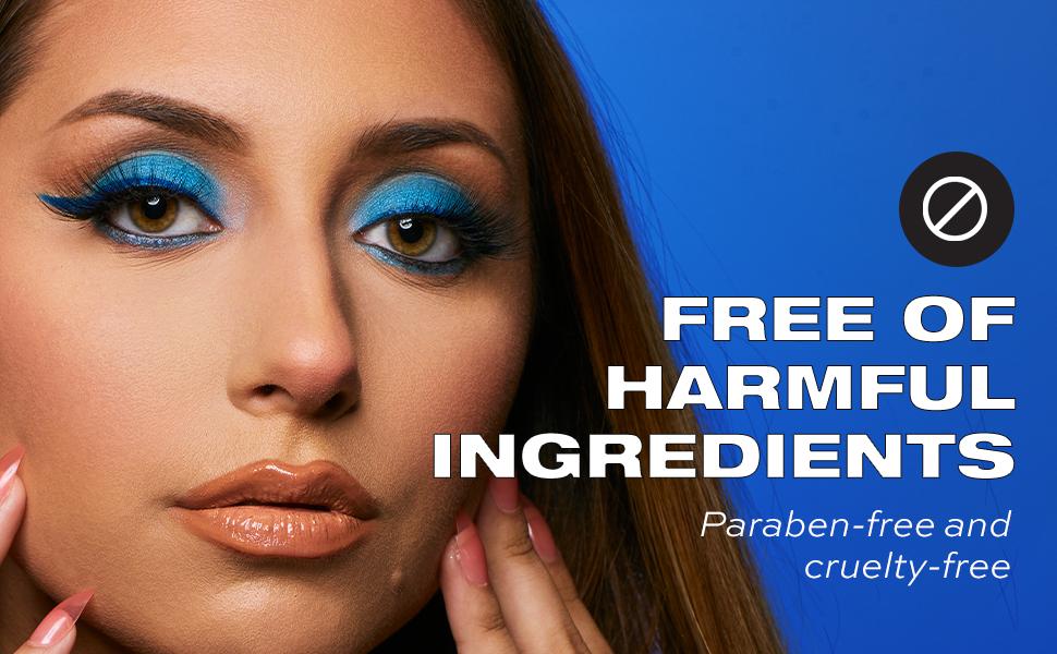 Glamnetic sapphire blue magnetic eyeliner pen