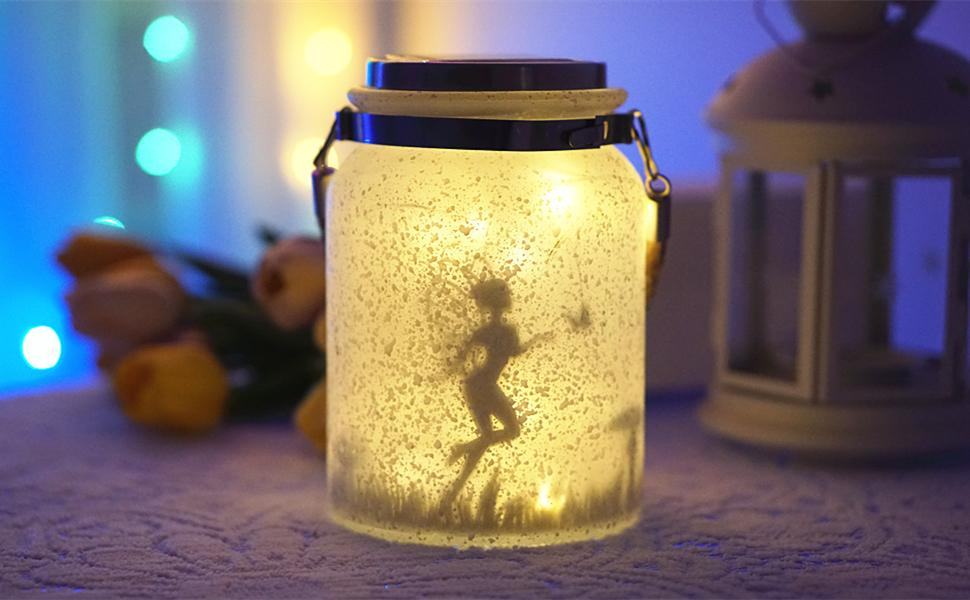Solar Lantern Fairy Lights