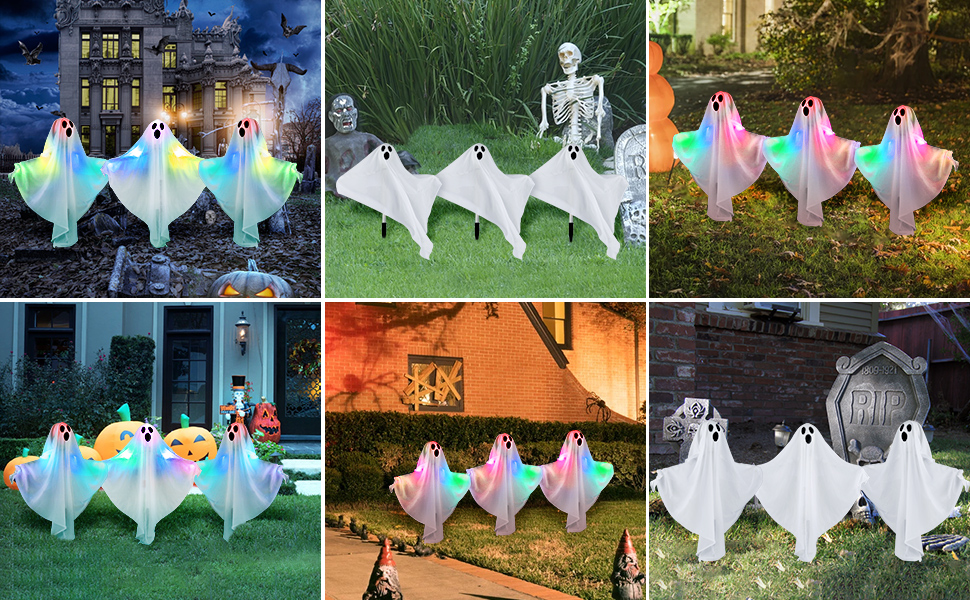 Halloween Outdoor Ghost