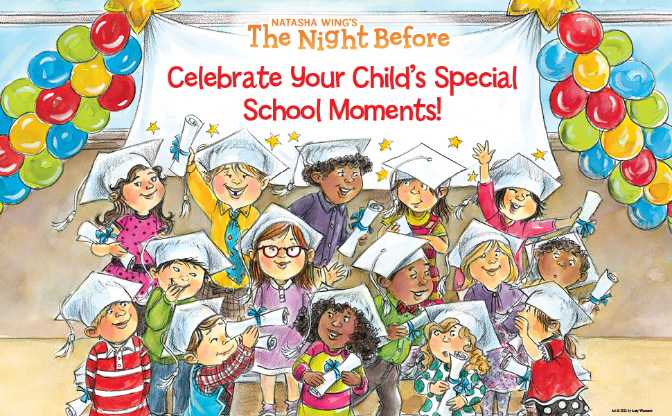 Image for The Night Before Series Celebrate Your Child's Special Moments!