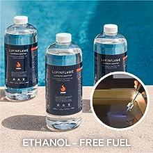 ETHANOL-FREE FUEL