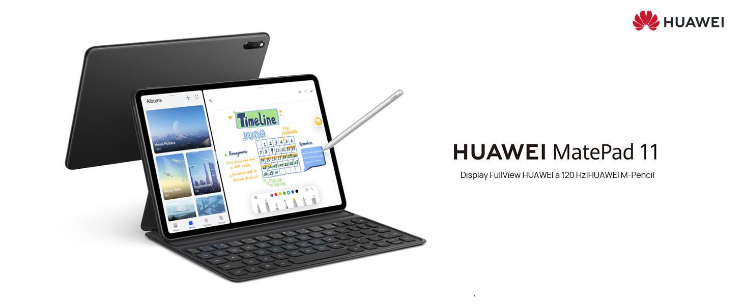 huawei matepad 11 tablet pollici wifi 6 Qualcomm Snapdragon 865