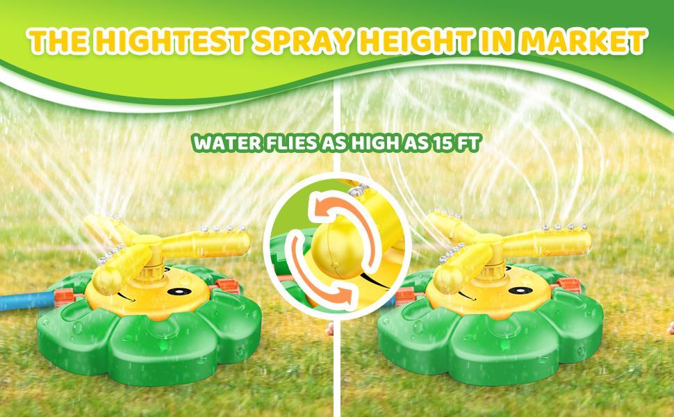 two modes spray