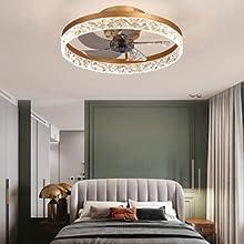 fandelier ceiling fan with light and remote ceiling fan light kit