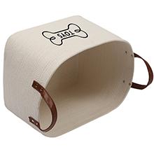 large toy basket dog