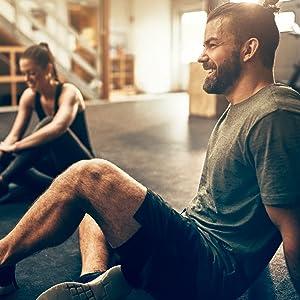 Couple gym