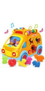 baby bus toy