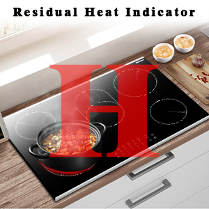 electric cooktop stove