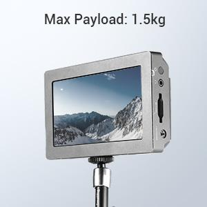 SMALLRIG Magic Arm 5 Pollici Braccio Magico per Monitor e Videocamera Rig - 2065