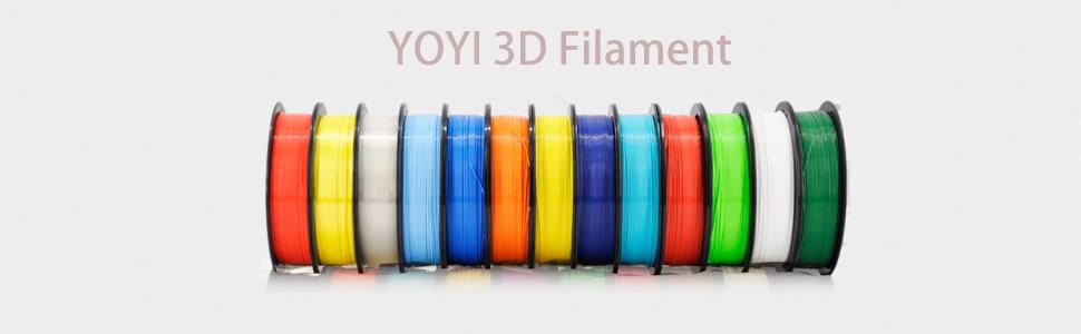 3D filament 1.75mm