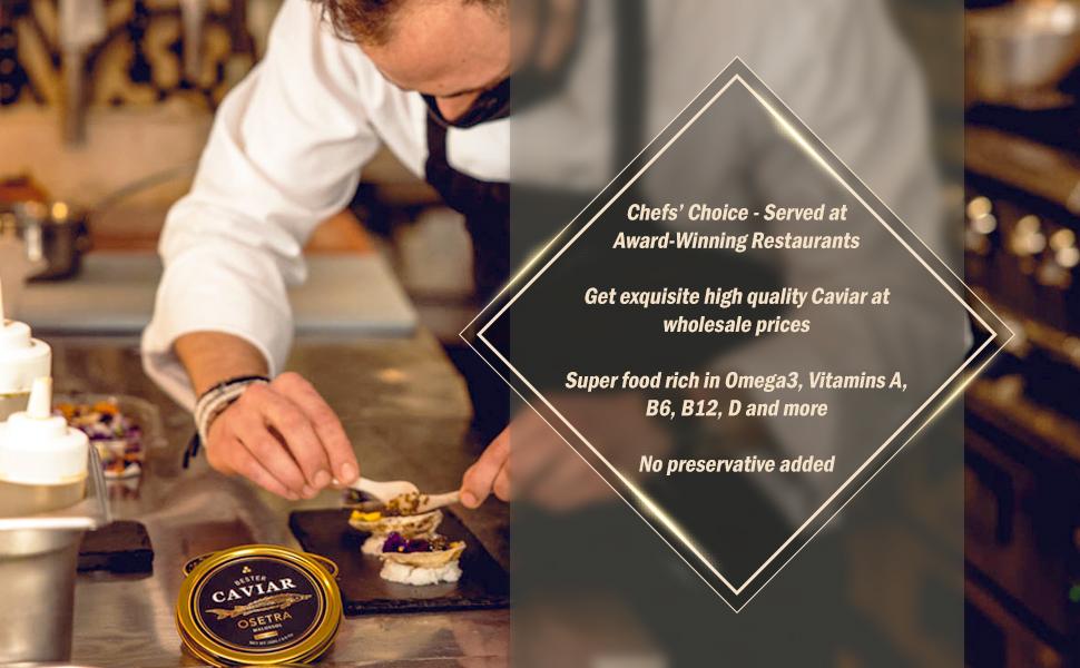 Bester Caviar best caviar russian sturgeon osetra malossol