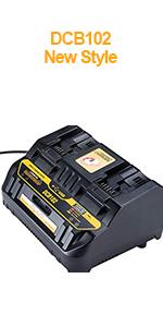 dcb102 dewalt battery charger