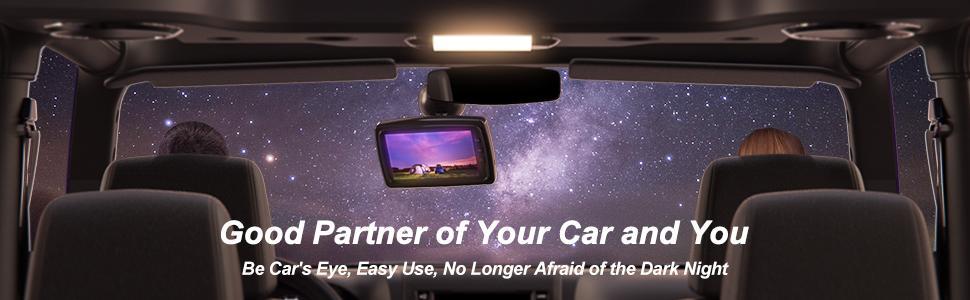 wireless camera for car